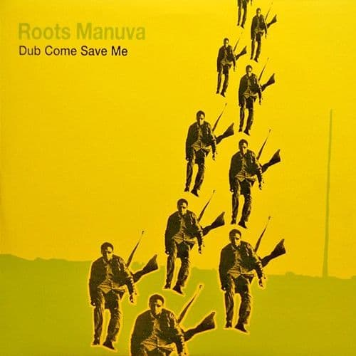 Roots Manuva<br>Dub Come Save Me<br>CD